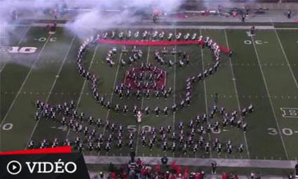 L'impressionnante chorégraphie de la fanfare d'Ohio - Sports US ... | La richesse du partage pour une vie plus responsable | Scoop.it