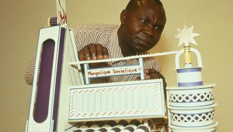 Hommage à Kingelez, artiste congolais et architecte d'utopies   RFI   Kiosque du monde : Afrique   Scoop.it