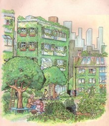 TTB to create London's first Public Permaculture Demonstration Site | environmental matters, self sufficiency and health | Scoop.it