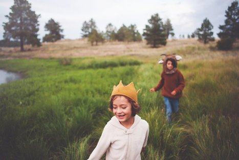 Why children need nature - Virgin.com | Early Childhood & Nature | Scoop.it