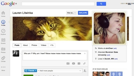 Google+: What Is It, REALLY? And... How Do I Dominate Social & Search With It? | Online Marketing Resources | Scoop.it