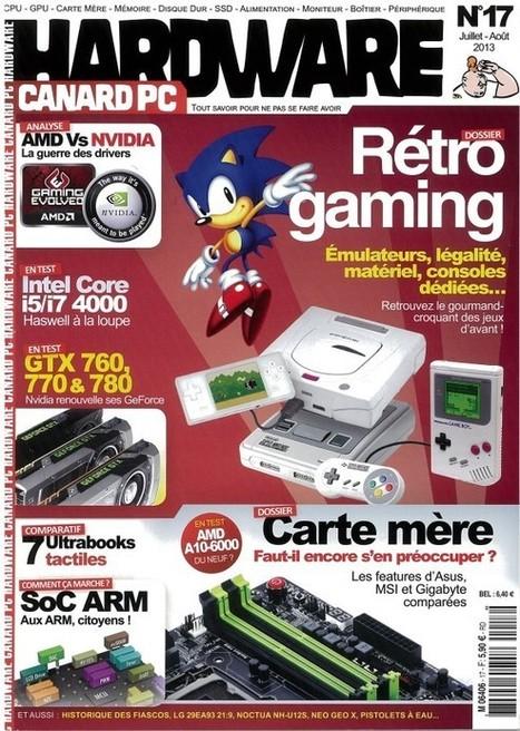 La saga des SOC, c'est dans Hardware Canard PC N°17 ...   rasbery pi console   Scoop.it