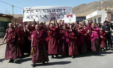 China cracks down on Tibet protests | China Current Events | Scoop.it
