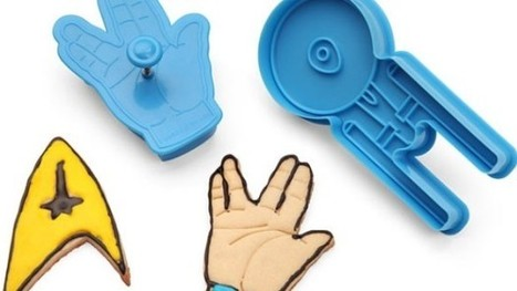 ThinkGeek releases three new Star Trek items for fans   Star Trek International   Scoop.it