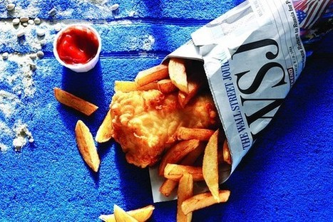 In search of the best fish and chips: great friers in Britain and around the world | @FoodMeditations Time | Scoop.it