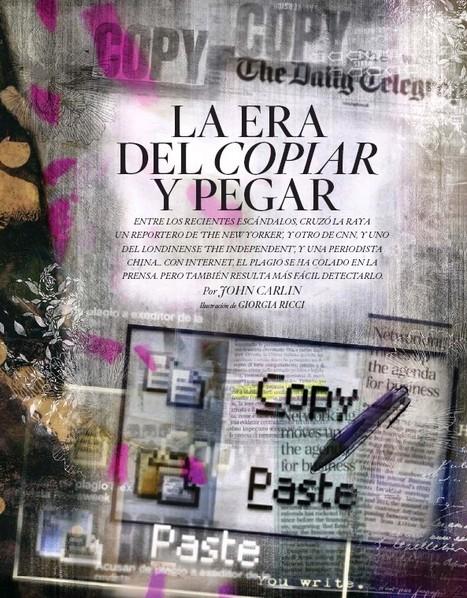 LA ERA DEL COPIAR Y PEGAR | ProfeTIC | Scoop.it
