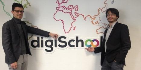 DigiSchool et Le Monde lancent la chaîne éducative M campus | Actu et veille médias | Scoop.it
