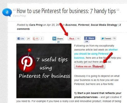 How to Get a Boatload of People to Pin Your Products to Pinterest   social media and digital strategy   Scoop.it