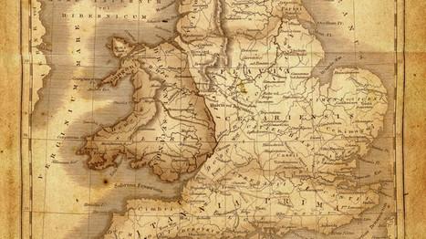 Un hallazgo hace que los historiadores se cuestionen las fronteras del Imperio romano | cultura clásica | Scoop.it