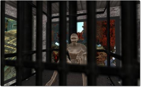 Fractal dreams in Second Life | Mundos Virtuales, Educacion Conectada y Aprendizaje de Lenguas | Scoop.it