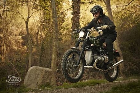 BMW R80 Street Tracker ~ Grease n Gasoline | Cars | Motorcycles | Gadgets | Scoop.it