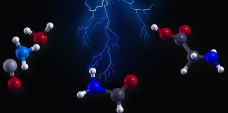 L'origine de la vie reproduite par ordinateur | myScience | Scoop.it