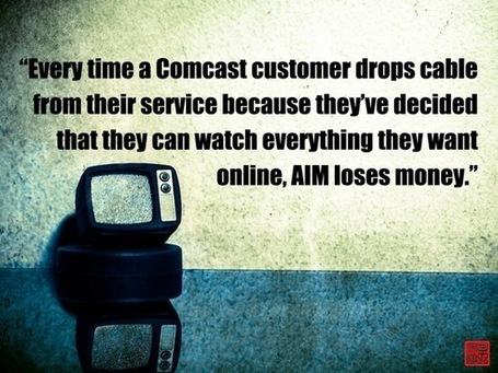 The Decline of Cable TV and What it Means for Public Access | Paul LaValley, AIM | Community Media | Scoop.it