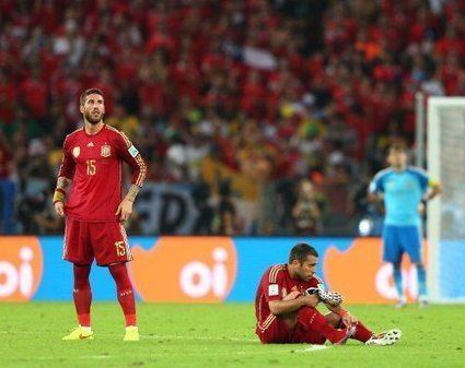 detikSport [PESTA BOLA 2014] - Spanyol Ingin Menang Sebelum Pulang | Piala Dunia 2014 Spanyol | Scoop.it