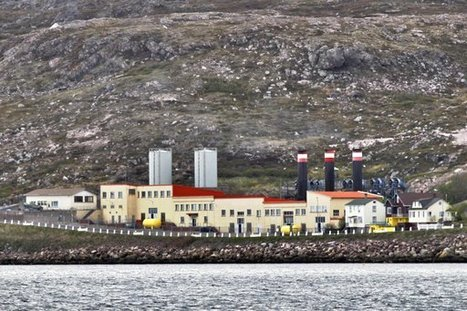 La centrale de St-Pierre et Miquelon prend forme | Le groupe EDF | Scoop.it