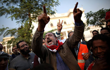 New Clashes Underscore Standoff in Egypt | Coveting Freedom | Scoop.it