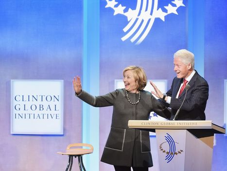 Media Orgs Donate to Clinton Foundation Then Downplay Clinton Foundation Scandal | Global politics | Scoop.it