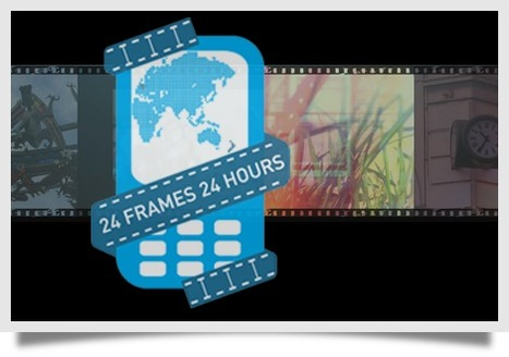 Mobile Phone Filmmaking: 24 Frames 24 Hours | Stories - an experience for your audience - | Scoop.it