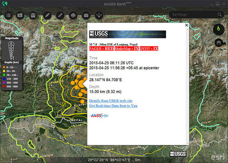 The Challenges of Drone Mapping | GIS Cloud | E... | GIS | Scoop.it