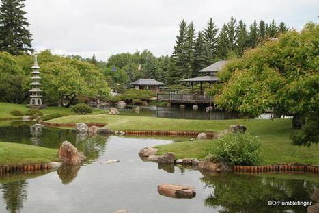 Nikka Yuko Japanese Gardens, Lethbridge | Japanese Gardens | Scoop.it
