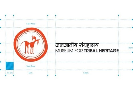 Awesome Typedesign For Museum Of Tribal Heritage By Kshitij Tembe (India) | What's new in Visual Communication? | Scoop.it