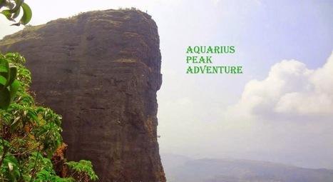 300 ft Dukes Nose Rappelling And Traversing with Aquarius Peak Adventure on 06th April,Sunday2014 | Mumbai Hikers | Sahyadri Trekking | Scoop.it