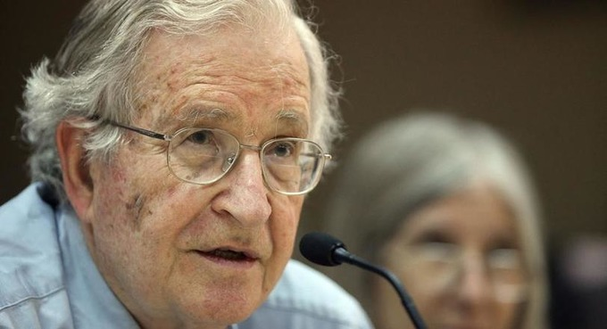 Noam Chomsky: Hillary Clinton like Barack Obama, only 'more militant' - Politico | real utopias | Scoop.it
