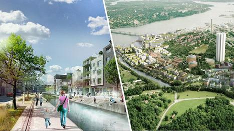 La ville du FUTUR à impact écologique zéro | URBANmedias | Scoop.it