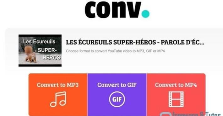 2 outils en ligne pour convertir les vidéos de Youtube en MP3, MP4 ou GIF ~ Freewares & Tutos | TIC et TICE mais... en français | Scoop.it