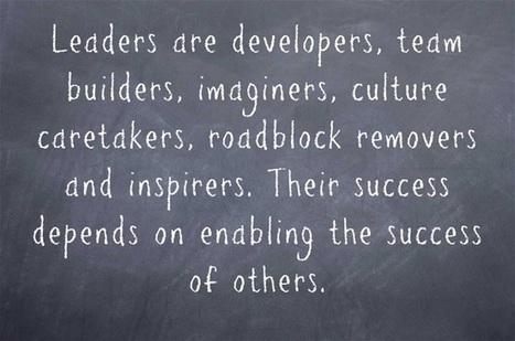 Great Leaders Are Other-Focused | #LEADERship | Recursos Humanos: liderazgo, talento y RSE | Scoop.it
