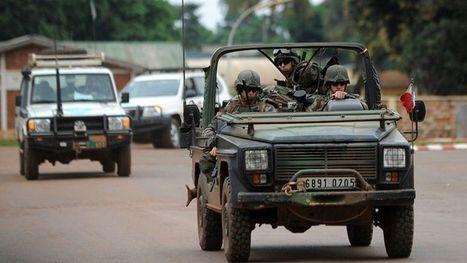 À Bangui, les débuts poussifs de l'opération «Sangaris»   Centrafrique   Scoop.it