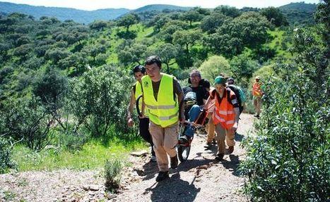Capacitados para subir caminos y veredas: rutas senderistas en joelette a prueba de barreras | LA JOËLETTE EN ESPAÑA - Revista de prensa | Scoop.it
