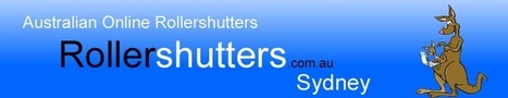 Roller Shutters Sydney: Get a price online   Roller Shutters Australia   Scoop.it