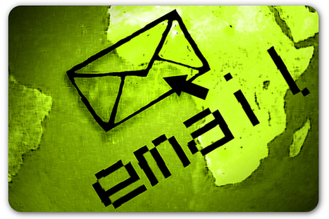 Email 40 times more effective than Facebook and Twitter, survey says | Hanson Zandi News | Scoop.it
