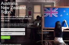 Kickstarter to launch Down Under | Crowdfunding World | Scoop.it
