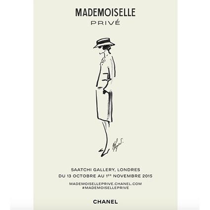 Mademoiselle Privé, l'exposition Chanel à Londres | Les Gentils PariZiens : style & art de vivre | Scoop.it