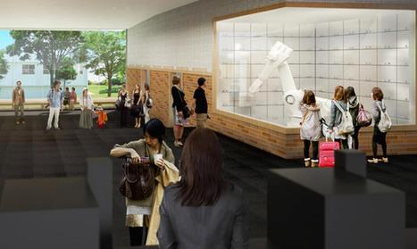 Le 1er hôtel où des robots remplacent le personnel - BFMTV.COM   Décoration: hôtels & restaurants   Scoop.it