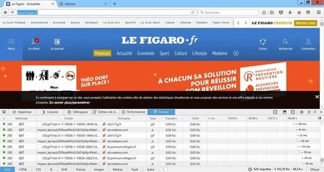 Connaître le poids réel d'une page d'un site Web | Informatique | Scoop.it