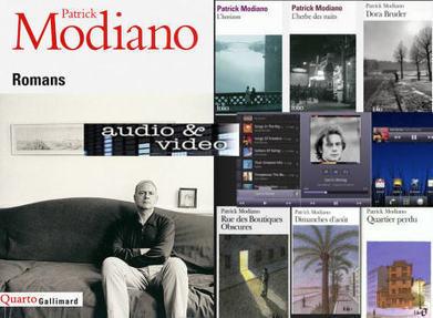 Patrick Modiano Audiovisuel | Français langue étrangère - FLE | Scoop.it