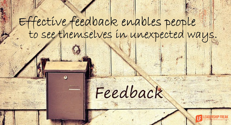 Solution Saturday: Bored with Feedback Methods | Executive Coaching Growth | Scoop.it