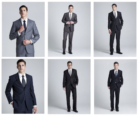 Style Blunders that Men Must Not Make | Men Tailored Suits | Scoop.it