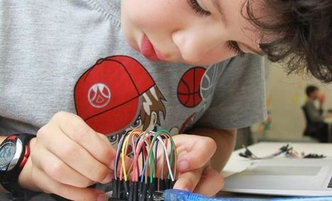 A Principal's Reflections: Leading the Maker Movement | iPads in Education | Scoop.it