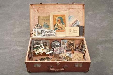 Le contenu de 400 vieilles valises découvertes dans un asile psychiatrique abandonné | Ca m'interpelle... | Scoop.it