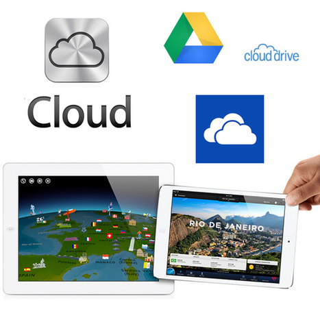 8 Cool Cloud Tools For iPad | Cloud Central | Scoop.it