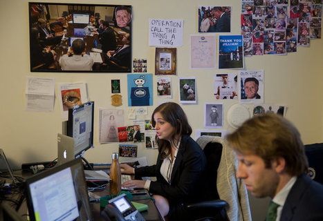 A Digital Team Is Helping Obama Find His Voice Online | New Journalism | Scoop.it