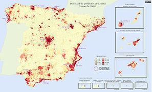 Population and Demographics | España, Kristen Yun | Scoop.it