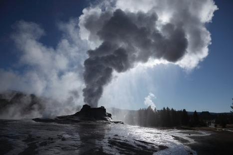 Magma reservoir under Yellowstone park much larger than thought | Amazing Science | Scoop.it
