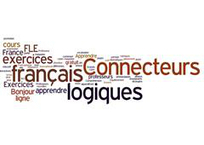 Grammaire Française - Avancé - Connecteurs logiques B2   LA PAUSE   Scoop.it