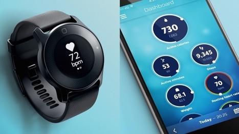 Philips lance une nouvelle gamme d'objets connectés santé ! | Le Carrefour du Futur | Scoop.it