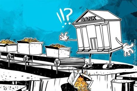 4 Reasons Why Banks' Private Blockchains Will Fail | Offshore Stock Broker | Scoop.it
